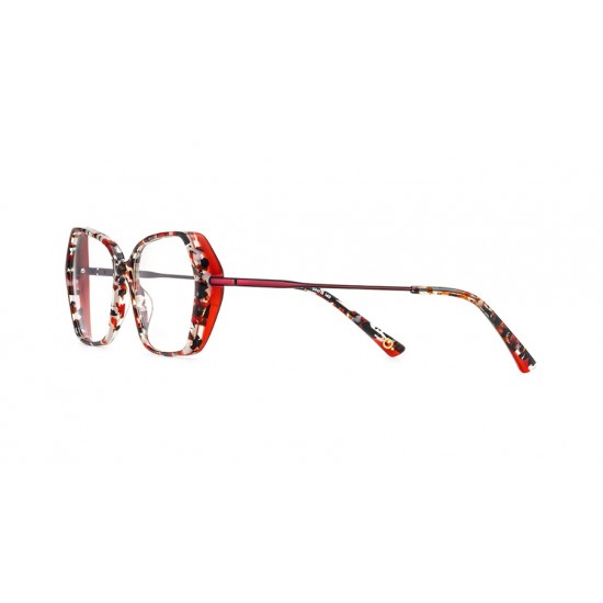Etnia Barcelona KANDY - RDBR Red Brown | Eyeglasses Woman