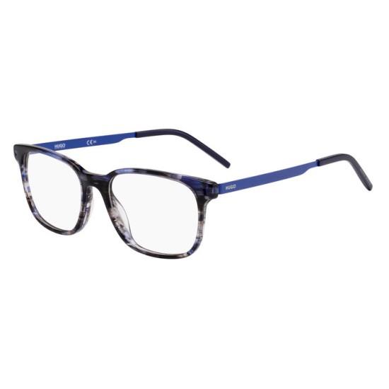 Hugo Boss HG 1038 - 38I  Blue Horn | Eyeglasses Man