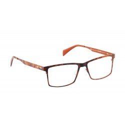 Italia Independent I-METAL 5025S - 5025S.092.000 Brown Multicolor