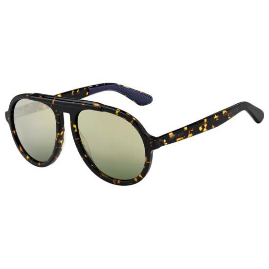 Jimmy Choo RON/S - AY0 K1 Havana Violet | Sunglasses Man