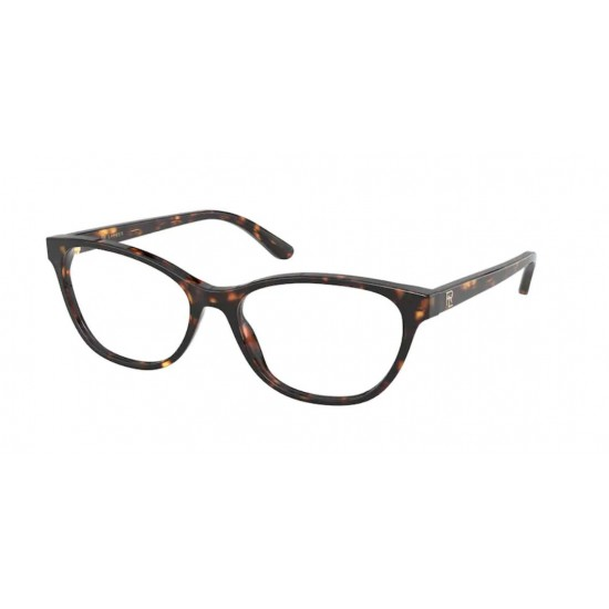 Ralph Lauren RL 6204 - 5003 Shiny Dark Havana | Eyeglasses Woman