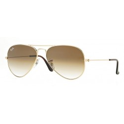 Ray-Ban RB 3025 001-51 Aviator Large Metal Gold
