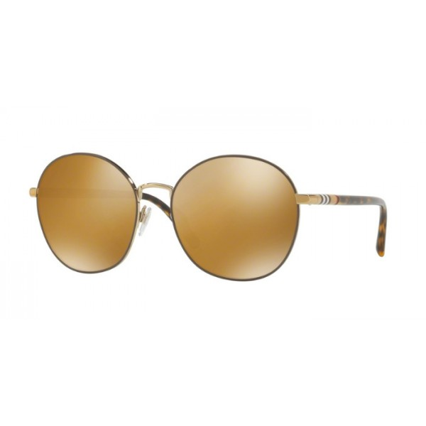 Burberry BE 3094 114520 Light Gold Polarized