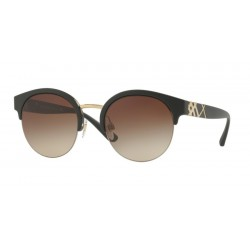 Burberry BE 4241 346413 Black-Pale Gold