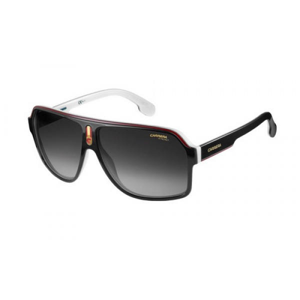 Carrera CA 1001-s 80S 9O Black White