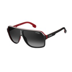 Carrera CA 1001-s BLX 9O Black Ruthenium Red Matte