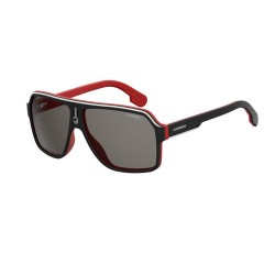 Carrera CA 1001-s BLX M9 Black Ruthenium Red Matte
