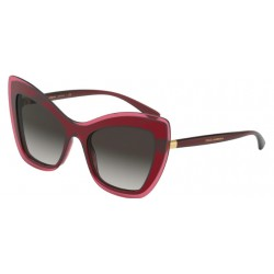 Dolce & Gabbana DG 4364 - 32118G Transparent Bordeaux