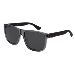 Gucci GG0010S 004 Black Grey Polarized
