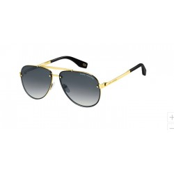 Marc Jacobs 317-S 2F7 90 Gold Grey Yellow