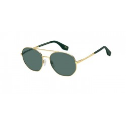 Marc Jacobs 327-S PEF QT Gold Green Yellow