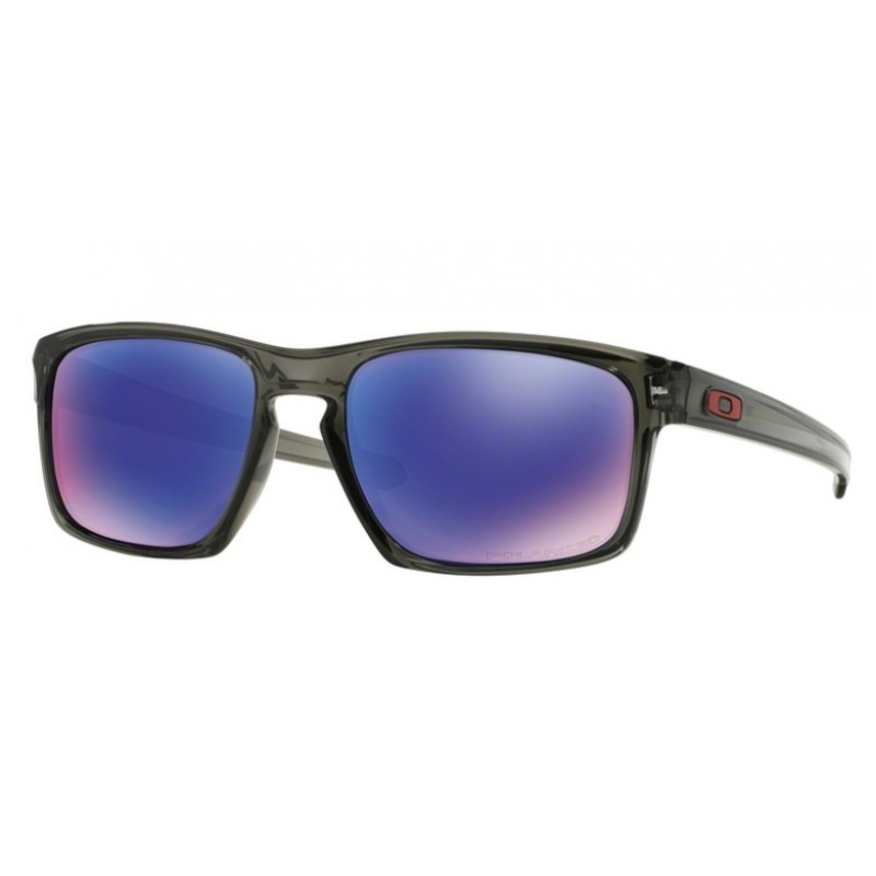 8357dd496d5d3 Oakley Sliver Polarized Sunglasses (smoke Grey chrome)   Les Baux-de ...
