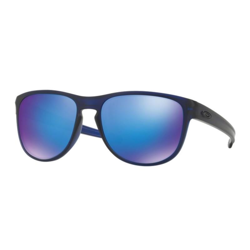 Translucent Blue Oakley R OO Sliver 9342 09 fZzB61wq