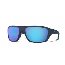 Oakley Split Shot OO9416 04 Matte Translucent Blue Polarized