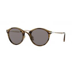 Persol PO 3166S - 1085R5 Striped Brown