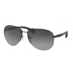 Prada Linea Rossa PS 56MS - DG05W1 Black Rubber