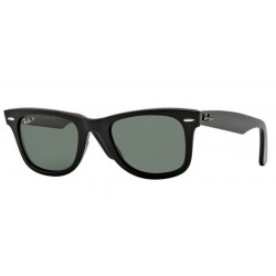 Ray-Ban RB 2140 901-58 Wayfarer Original Polarized Black