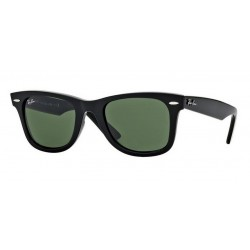 Ray-Ban RB 2140 901 Wayfarer Original Black Polished