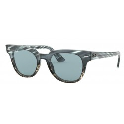 Ray-Ban RB 2168 125262 Blue Gradient Gray Striped