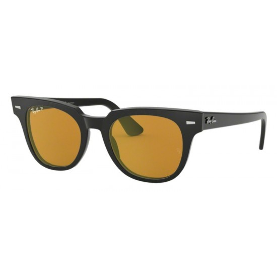 Ray-Ban RB 2168 Meteor 901/N9 Black | Sunglasses Unisex
