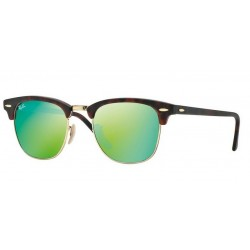 Ray-Ban RB 3016 114519 Clubmaster Havana Sand Gold
