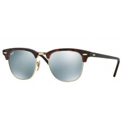 Ray-Ban RB 3016 Clubmaster 114530 Sand Havana/gold