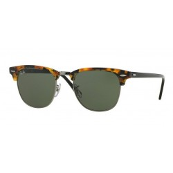 Ray-Ban RB 3016 1157 Clubmaster Spotted Black Havana