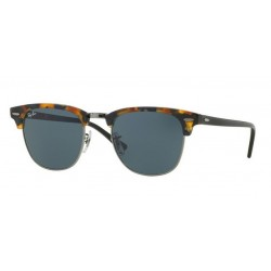 Ray-Ban RB 3016 1158R5 Clubmaster Spotted Blue Havana
