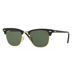 Ray-Ban RB 3016 Clubmaster 901/58 Black