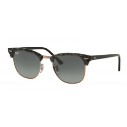 Ray-Ban RB 3016 Clubmaster 125571 Spotted Grey/green