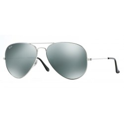 Ray-Ban RB 3025 003-40 Aviator Large Metal Silver