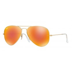 Ray-Ban RB 3025 112-69 Aviator Large Metal Gold Matt