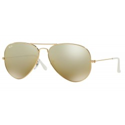 Ray-Ban RB 3025 001-3K Aviator Large Metal Gold