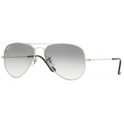 Ray-Ban RB 3025 003-32 Aviator Large Metal Silver