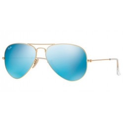 Ray-Ban RB 3025 112 17 Aviator Large Metal Gold