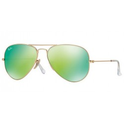 Ray-Ban RB 3025 112-19 Aviator Large Metal Gold