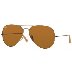 Ray-Ban RB 3025 177-33 Aviator Large Metal Antique Gold
