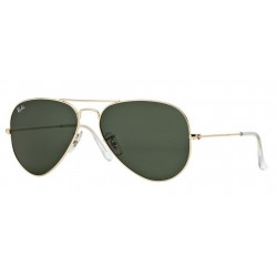 Ray-Ban RB 3025 L0205 Aviator Large Metal Gold