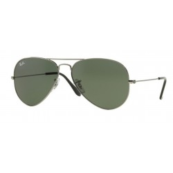 Ray-Ban RB 3025 W0879 Aviator Large Metal Gunmetal