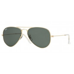 Ray-Ban RB 3025 W3234 Aviator Large Metal Gold