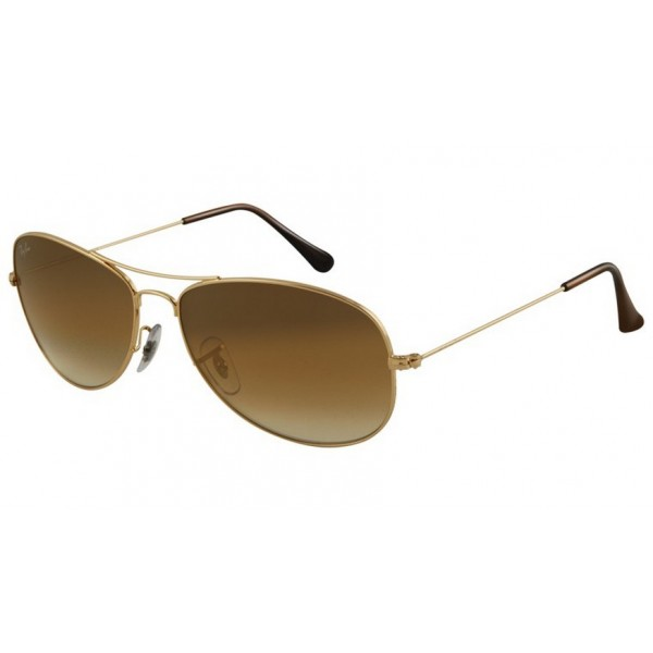 Ray-Ban RB 3362 001-51 Cockpit Gold