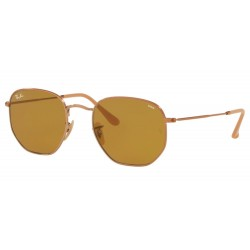 Ray-Ban RB 3548N 91314I Photochromic Copper
