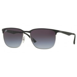 Ray-Ban RB 3569 - 90048G Silver Top Black