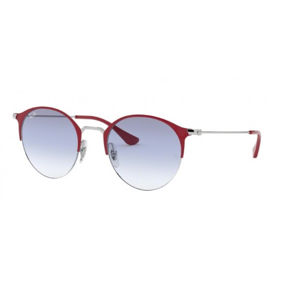 Ray-Ban RB 3578 - 917619 Silver On Top Bordeaux | Sunglasses Unisex
