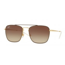 Ray-Ban RB 3588 905513 Brown Gold