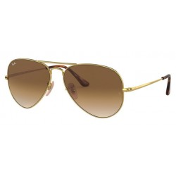 Ray-Ban RB 3689 - 914751 Gold