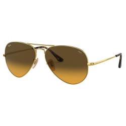 Ray-Ban RB 3689 - 9150AC Gold