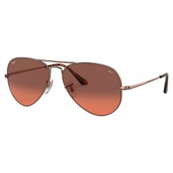 Ray-Ban RB 3689 - 9151AA Copper
