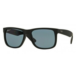Ray-Ban RB 4165 622-2V Justin Polarized Black