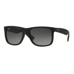 Ray-Ban RB 4165 622-T3 Justin Polarized Black